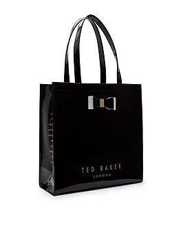 ted-baker-sofcon-bow-detail-large-icon-shopper-black