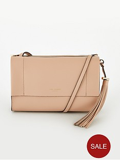 ted-baker-natalei-leather-tassel-detail-crossbody-bag-taupe