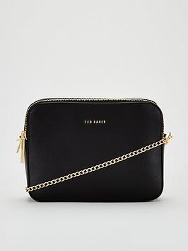 ted-baker-lauriie-leather-camera-cross-body-bag-black