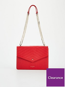 ted-baker-monnika-quilted-crossbody-bag-red