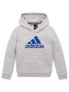 adidas-badge-of-sport-hoodie-greyblue