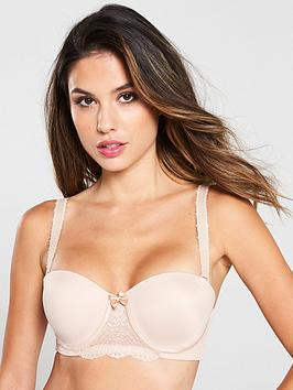 Playtex Playtex Underwired Lightly Padded Strapless Bra - Skin Picture