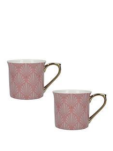 va-scallop-shells-pink-palace-mugs-ndash-set-of-2