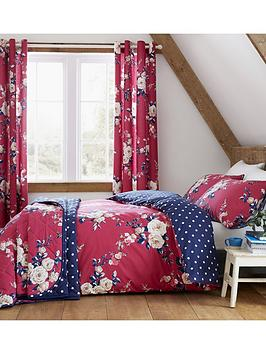 Catherine Lansfield Catherine Lansfield Canterbury Easy Care Duvet Cover  ... Picture