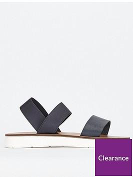 evans-evans-extra-wide-fit-elastic-sporty-sandal