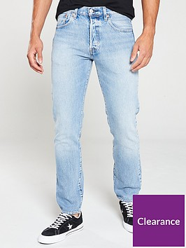 levis-501-slim-tapered-jeans-revolution-mid-blue