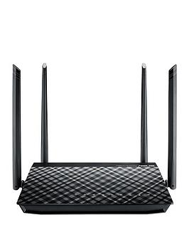 Asus   Rt-Ac57U Ac1200 Dual Band Wireless Gigabit Router