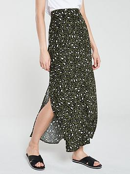 warehouse-leopard-maxi-skirt