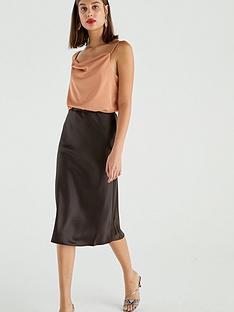 warehouse-bias-cut-midi-skirt