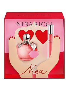 nina-ricci-nina-ricci-nina-ladies-50ml-eau-de-toilette-10ml-eau-de-toilette-rollon-gift-set