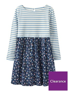 joules-toddler-girls-layla-ditsy-dress-navy