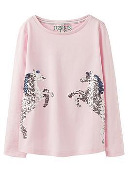 joules-girls-ava-sequin-horse-t-shirt-pink