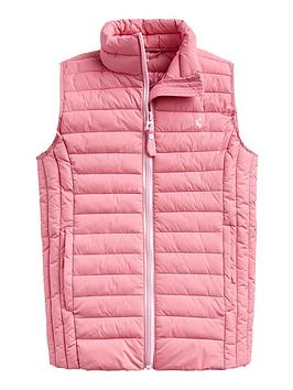 joules-girls-croft-padded-gilet-pink