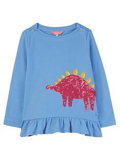 joules-toddler-girls-esme-peplum-dino-long-sleeve-t-shirt-blue