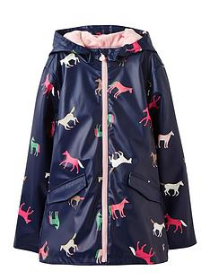 joules-girls-raindance-unicorn-rubber-jacket-navy