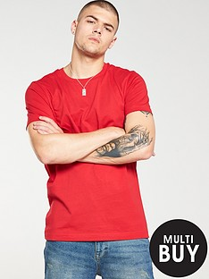 v-by-very-basic-crew-neck-t-shirt-red
