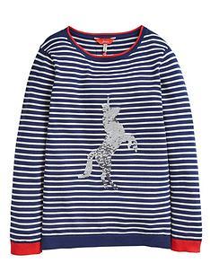 joules-girls-miranda-sequin-unicorn-jumper-navy
