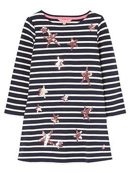 joules-girls-riviera-sequin-star-stripe-dress