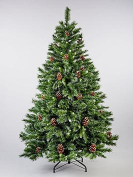 frosted-snow-queen-christmas-tree-7ft