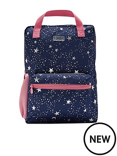 joules-girls-easton-star-backpack-navy