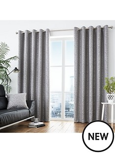 africa-lined-eyelet-curtains