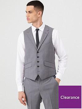 ted-baker-formal-waistcoat-grey
