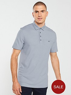 ted-baker-textured-polo-shirt-lilac