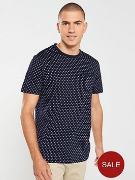 ted-baker-oldtec-t-shirt-navy