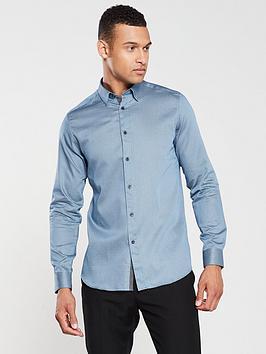 ted-baker-bradley-geo-print-shirt-blue