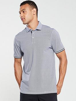 ted-baker-islanda-geo-print-polo-shirt-navy