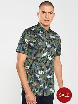 ted-baker-kingfisher-printed-shirt-khaki
