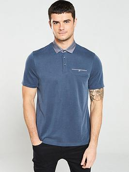ted-baker-soft-touch-polo-shirt-navy