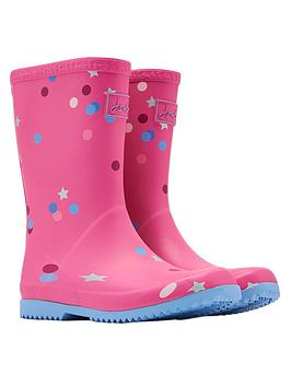 joules-girls-roll-up-spot-welly