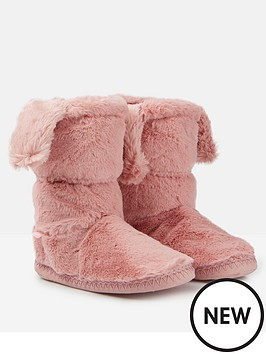 joules-girls-padabout-bunny-slipper-boots-pink