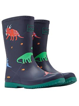 joules-boys-roll-up-dino-welly