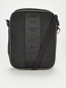 ted-baker-inland-nylon-branded-flight-bag-black