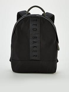 ted-baker-regon-backpack-black
