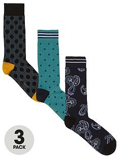 ted-baker-bunche-three-pack-sock-set-multi-coloured