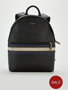 ted-baker-shellz-webbing-backpack