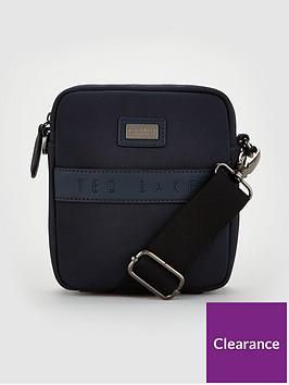 ted-baker-branded-nylon-mini-flight-bag