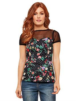 joe-browns-pure-and-simple-polka-top