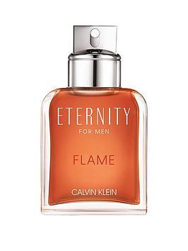 Calvin Klein Calvin Klein Calvin Klein Eternity Flame For Men 100Ml Eau De  ... Picture