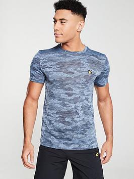 lyle-scott-fitness-lyle-amp-scott-fitness-camo-run-t-shirt