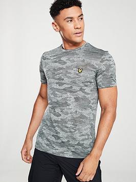 lyle-scott-fitness-camo-run-t-shirt-spruce-camo