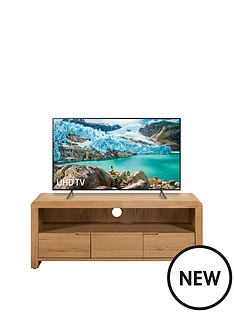 julian-bowen-curve-ready-assembled-solid-oak-and-oak-veneer-tv-unit