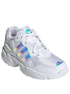 adidas-originals-yung-96-childrensnbsptrainers-white-multi