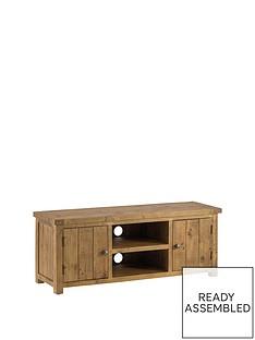 julian-bowen-aspen-solid-pine-ready-assembled-tv-unit-54-inch