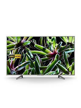 Sony Sony Bravia Kd65Xg70, 65 Inch, 4K Ultra Hd, Hdr, Smart Tv - Silver Picture