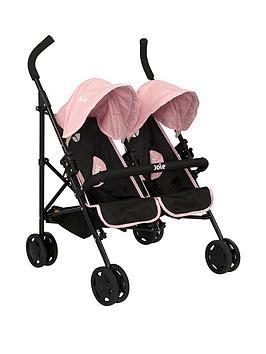 Joie Joie Junior Twin Stroller Pram Picture