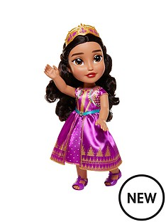 disney-aladdin-jasmine-my-first-toddler-doll-purple-dress